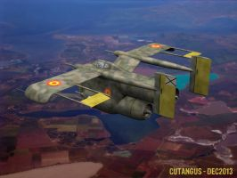 PROTOTYPE 162A by CUTANGUS