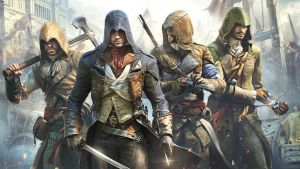 Assassins Creed Unity E3 2014 2 by MatrixUnlimited