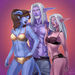 [COM] WoW: Trio by Shunkaku