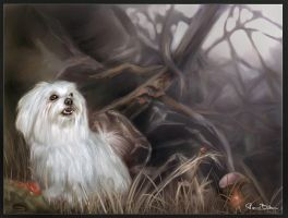 Annicas dog by nenne