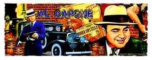 GANGSTER Al Capone by kingsley-wallis