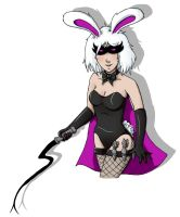 Request: BunnyGirl by isisraven