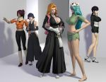 BLEACH Girls by Fakemodeo