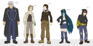PD - Partial Lineup by Beanjamish