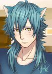 Aoba kitty by YuuhiHime