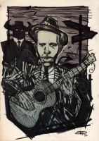 Robert Johnson by DenisM79