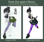 Draw This Again: Have Thermos, Will Travel by LilSongstress