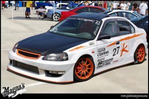 _Honda Civic_ by magnanimus