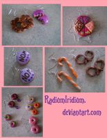 Goodie Earrings by RadiumIridium