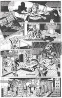 Judge Dredd - Cycle of Violence page 4 by darkpassenger1888