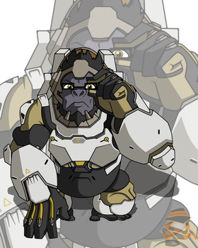 Winston by TheOctoberScarf