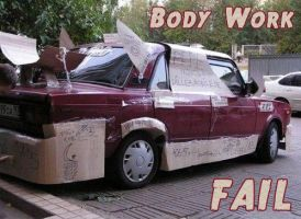 Body Work FAIL by 1389AD