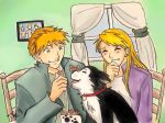 FMA: Of Treats and Tricks by TheMadWoman-Ellie