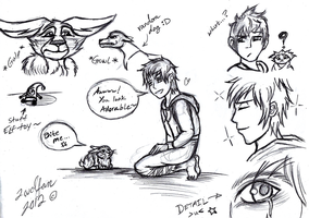 Rotg Doodle by 2wolfan