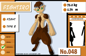 048: FIGHTIRO by PEQUEDARK-VELVET
