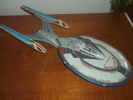 U.S.S. Enterprise NCC-1701-E by Starfox2o12