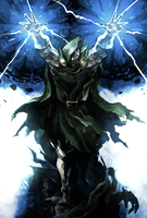 Dr.Doom by naratani