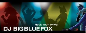Banner for BigBlueFox by TaniDaReal