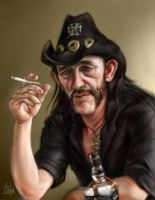Lemmy by Frayna77