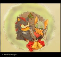 Happy Holidays - SxR by rouge11