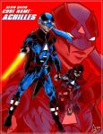 Code Name - ACHILLES by Captain86