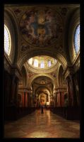 The dome of Eger by realityDream