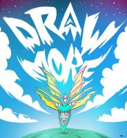 DRAW MORE by mapocho