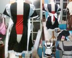 How to repaired the maid dress by seawaterwitch