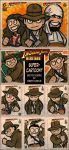 Indiana Jones cards BATCH 3 by grantgoboom