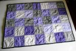 Gender Neutral Baby Quilt by ChaosFay