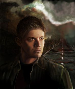 SPN:The road to heaven by Anarda2