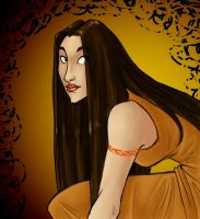 Pocahontas by french-teapot