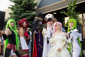 More Code Geass by BahamutNight