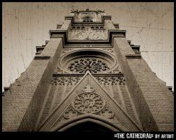 The Cathedral -2- by ArtBIT