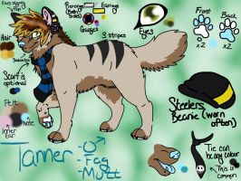 Tanner- September 2014 Official Ref. by AgentAnarchy