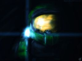 Halo flare collection by RTOneBlueWolf