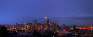 Seattle Realized by UrbanRural-Photo