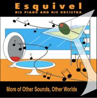 Esquivel CD Cover by tjgitter