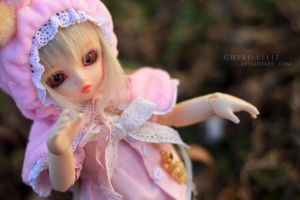 Ayumi in pink 1 by chibi-lilie