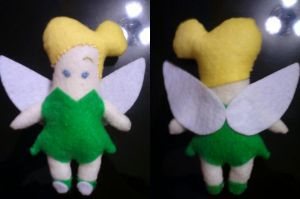 Tinkerbell by SinLikeUMeanIt