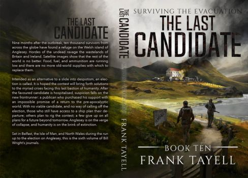 The Last Candidate by jbrown67
