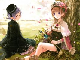 Atelier Rorona Wallpapers (1) by talha122