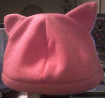 ZOMG My Mew hat by Sunnibutt