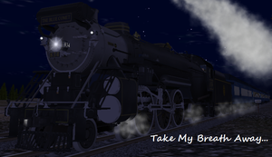 A Flash In the Night by omega-steam