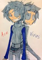 AT: Ace and Virus by Retro-Head