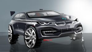 BMW X by Seko91