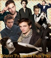 Robert Pattinson Pack 2 PNG by debs89twilightymas