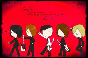 My Chemical Romance by DarkMysticRaven