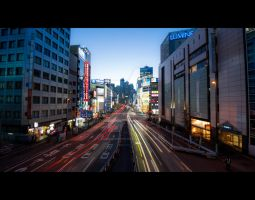 Koshu Kaido by burningmonk