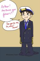 I Want to Be a Pilot by n4c9s